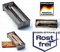 Rauch Schalen - BBQ Longsmokes