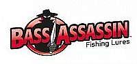Bass Assassin Gummiköder