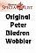 LogoBiedron Wobbler - Quantum