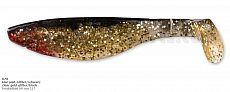 Kopyto River 11cm gold gl schwarz 5pcs