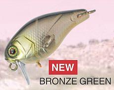 Illex Chubby 38 SSR - Bronze Green