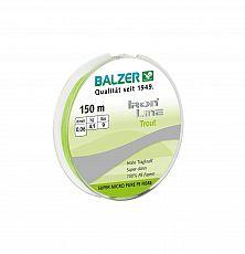 Balzer Schnur Iron Line 3x Chart ø04-150