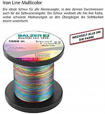 Balzer Schnur Iron Line 8x Multi ø0,20mm