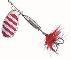 Balzer Classic Spinner #Red Stripe #05g