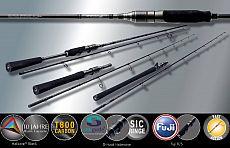 Sportex Rute Black Arrow G-3 #BA2431Spin