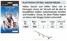 Edition 71° North Plattfischsystem weiß