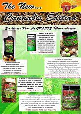 Top Secret TS Hanfserie Cannabis Bait Po