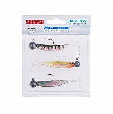Balzer Shirasu Holo Yoko Jig Set -7cm