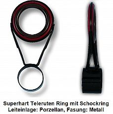 Teleruten Ring #Superhart #19.5mm ø Tube