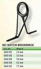 SIC Match Binde Laufring ø 2.6mm Ring