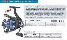 WFT Rolle Fast Pilk & Braid #4500