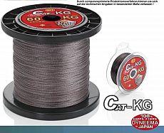 WFT Schnur CAT 80kg braun 300m Spule