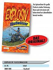 Mosella Futter Explosiv Fließwasser 1kg