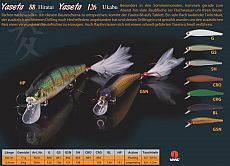 Doiyo Concept Wobbler Yaseta  88Hi GSN