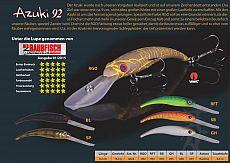 Doiyo Concept Wobbler Azuki 92 F - GH