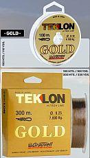 Teklon Schnur Monofil Gold 150m 18er