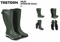 TRETORN Stiefel #Hajk Green #41