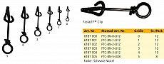 Mustad Fastach Clip FTC-BN-3-U12