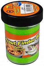 FTM TroutFinderBait #Tuna #Float #Grün