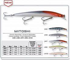 Grauvell Wobbler Jinza Mitoshi 95 LN 61