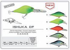 Grauvell Wobbler Jinza Ishuka DF65 - 63