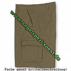 Bundeswehr Moleskin-Shorts, tarn, S
