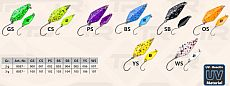 Iron Trout Spotted Spoon 2g WS