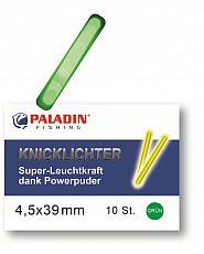 Paladin Knicklichter #grün ø4,5mm #10pcs