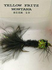Dragon Fliege, Yellow Fritz Montana 10