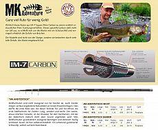 Matze Koch Ansitzstock Hecht 650cm -115g