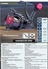Grauvell Rolle Teklon Magnesium Spin