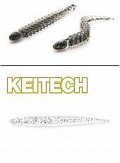 Keitech Custom Leech 3 #Ice Fish
