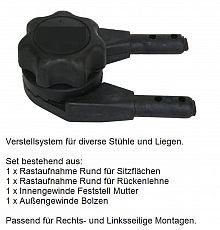 Komplett Verstellsystem Liegen - Stühle