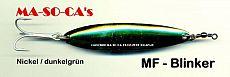 MA-SO-CA MF-Blinker 15g Farbe: VN-GR