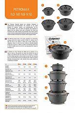 Petromax Feuertopf Dutch Oven #03pt