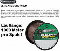SpiderWire Ultracast - Ultimate Mono .28