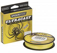 SpiderWire Ultracast Yellow 0.14mm 100m