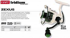 Hart Rolle Iridium Zexus 30 Frontbremse