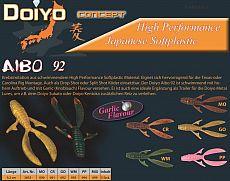 Doiyo Softbait Aibo 92 Krebs Mix