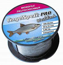 Zielfisch Schnur Weißfisch ø 0.20mm klar