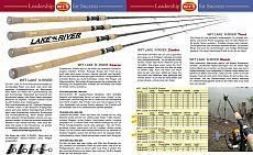 WFT Rute Lake N River Coarse 365 -26g