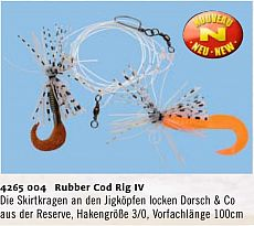 Zebco Rubber Cod Rig IV