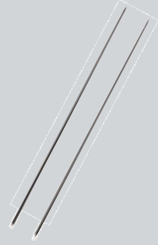 DAM Rutenspitzen Glasfaser Voll 3,5 mm
