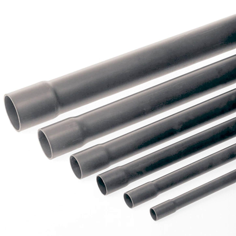 PVC Rohr d 12 x 1,0mm 125cm