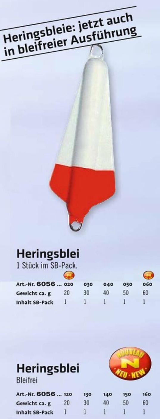 Zebco Heringsblei 60g