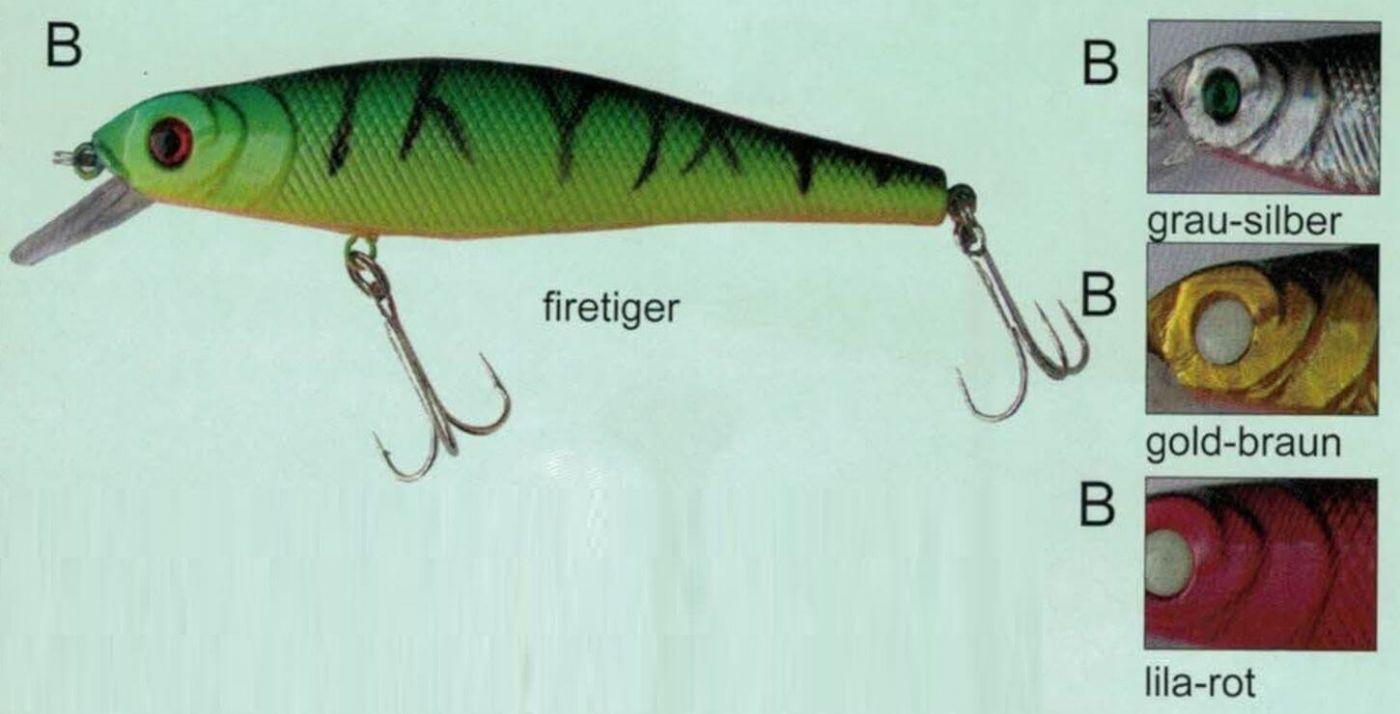 Paladin Wobbler Shiny Stick 9g 11,5cm