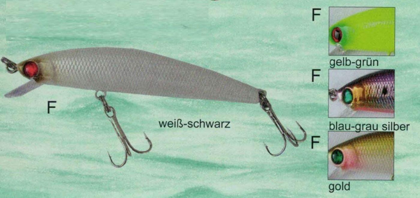 Paladin Wobbler Crazy Crank 8,5cm 5g