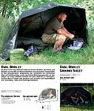 Starbaits Oval Brolly 250 x 140 x 160cm