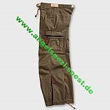 Tramp Trousers, oliv, L