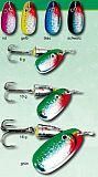 Paladin Spinner Holo Swing Tip 60mm grün